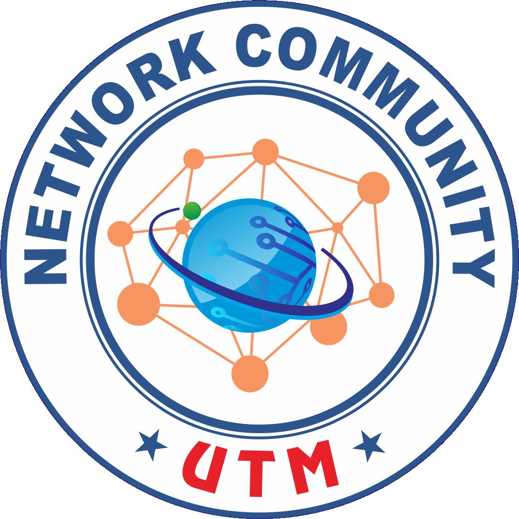 Logo UKM Netrork Community